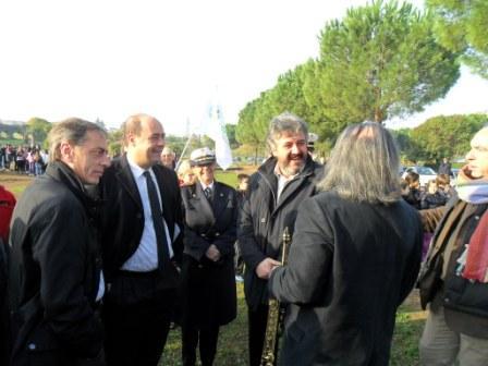 Zingaretti: dalla via Francigena una spinta per la crescita