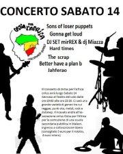Arte e musica dal 13 al 15 gennaio 2012 al Teatro del Lido di Ostia