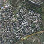 Colli Aniene Mappa Satellitare