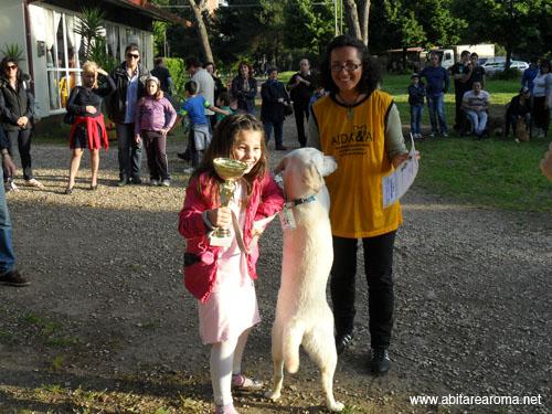 Emone e layla hanno vinto l 39 edizione 2013 di a 6 zampe for Razza del cane di tequila e bonetti