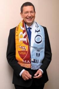 Ignazio Marino derby Roma Lazio