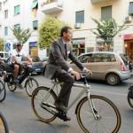 Marino Palmieri bicicletta