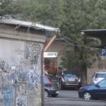 Ex Mercato Perestrello vecchi box e cavi