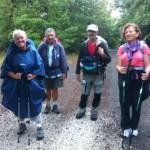 In cammino con i pellegrini