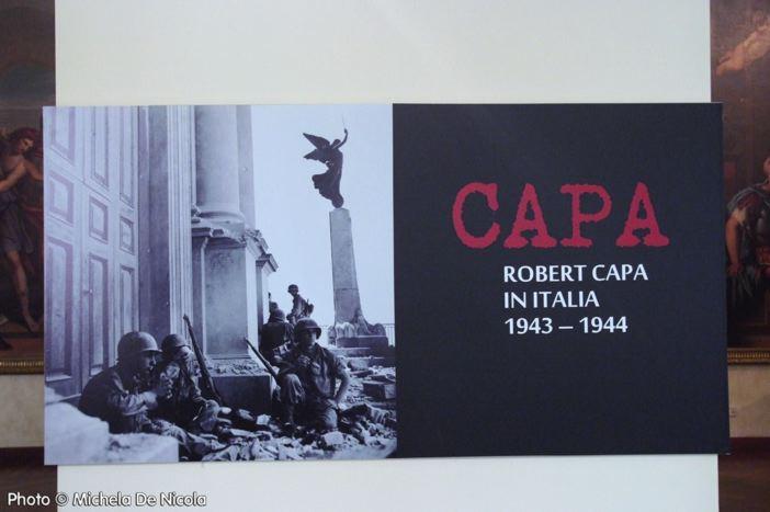 Mostra Robert Capa locandina