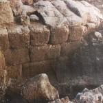 mura arcaiche La Rustica