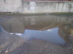 Via delle Chenzie, un lago d'acqua_Centocelle_MunicipioV_04112013 (foto2)