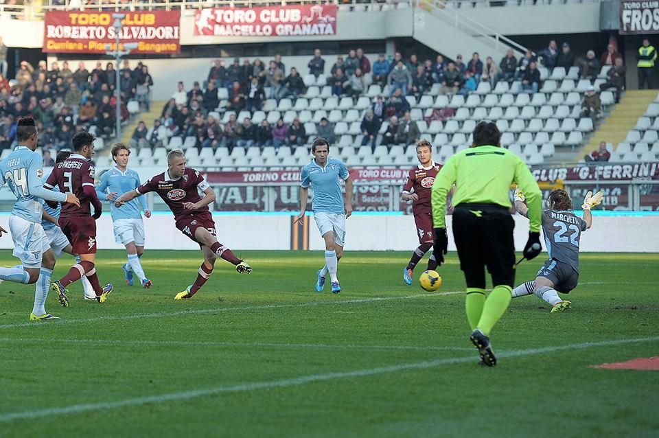 Glick gol Torino Lazio