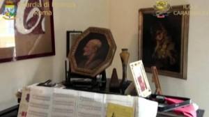 Sequestro beni Diotallevi:anche opere d'arte per un mln euro
