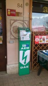 Defibrillatore Torresina