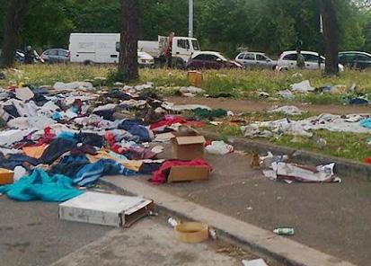 Mercato porta portese est tra abusivismo ricettazione e - Porta portese offerte lavoro roma ...