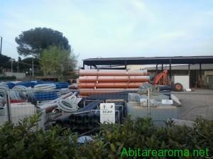 cantiere via Seguenza-