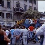 Alberone 1986 piantumazione