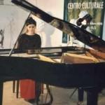 La concertista Sara Matteo