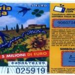 biglietto 25000 euro lotteria italia