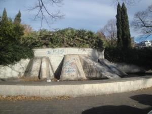 Fontana Piazza Teofrasto