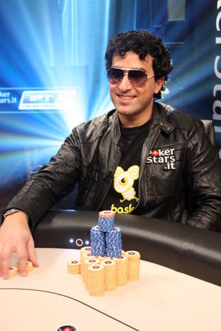 Alioscia Oliva Tutti gli assi del poker romano ecco i campioni capitolini del tavolo verde