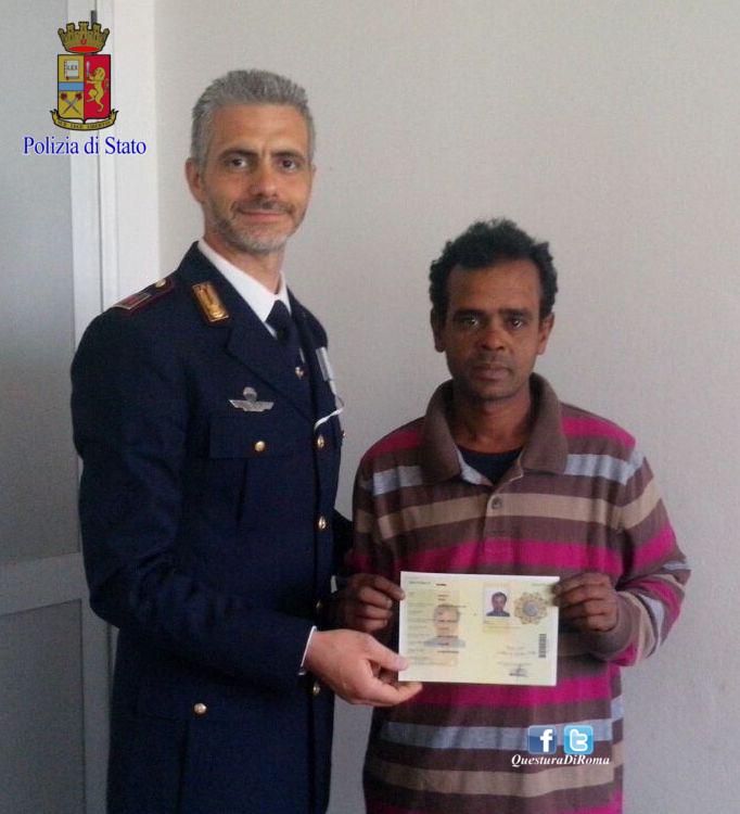 Donna tenta suicidio gettandosi nel tevere bengalese si for Stato di polizia permesso di soggiorno