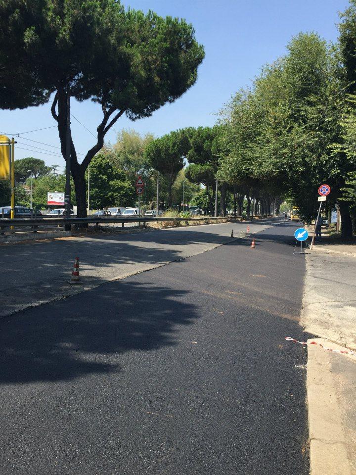 La riqualificazione di via prenestina da porta maggiore a - Via di porta maggiore 51 roma ...