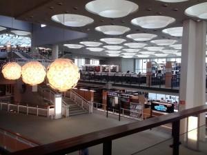 La Staatsbiblioteck