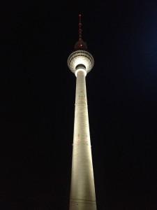 La Torre della televisione di Alexanderplatz