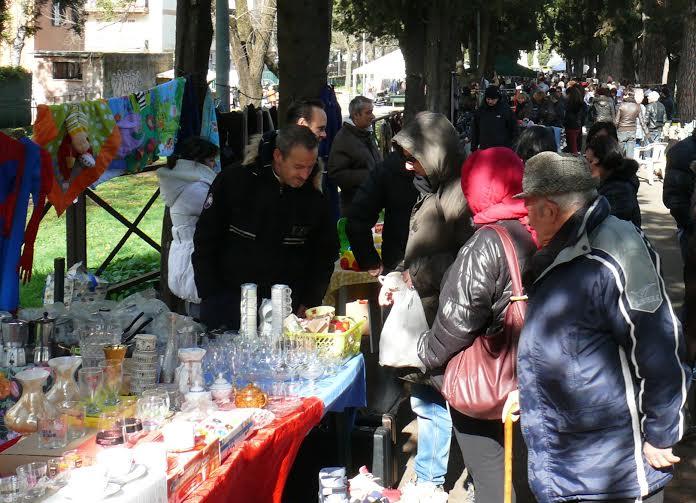 Riaprir il mercatino di villa fassini for Il mercatino roma