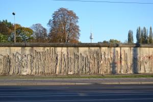 Un tratto del Muro