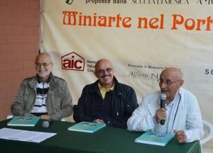 da sin. Luciani, Giorgio Nena, Luigi Matteo