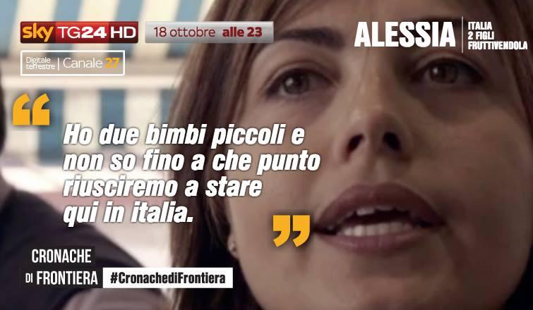 Alessia Croncache di Frontiera