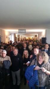 assemblea sindacale regione lazio corridoio
