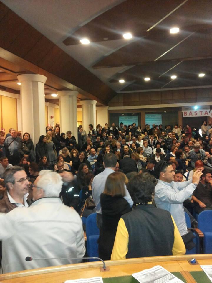 assemblea sindacale regione lazio