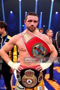 De Carolis campione del mondo boxe