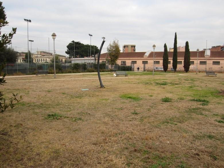 Parco Villa De Sanctis