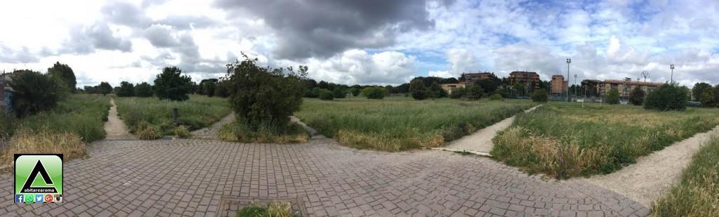 Parco Bonafede panoramica savana