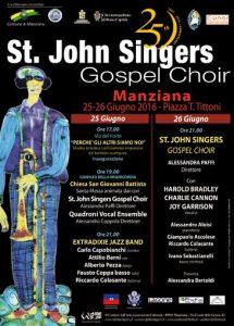 St Jons singer