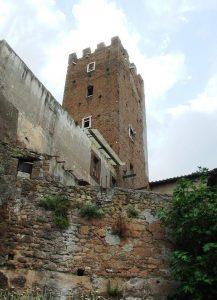 Cervelletta: la torre - Foto F. Carabetta