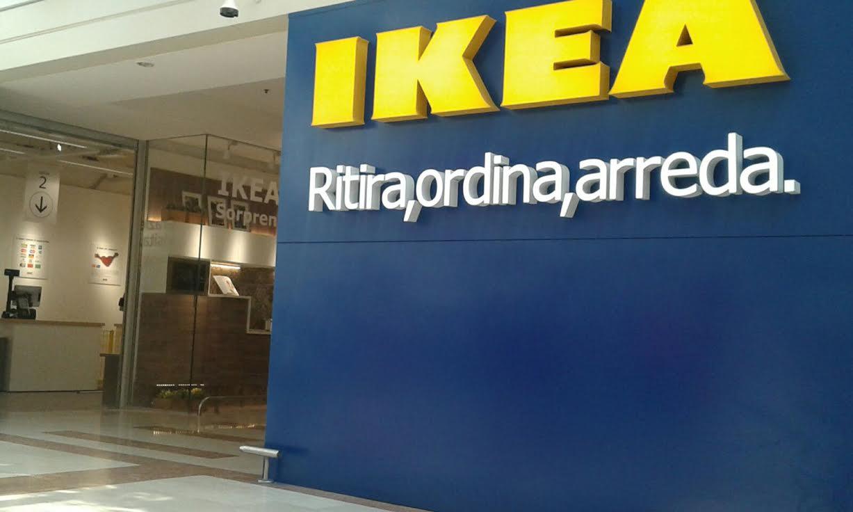 Collatino inaugurato il primo pik up order point ikea - Ikea roma porta di roma roma ...
