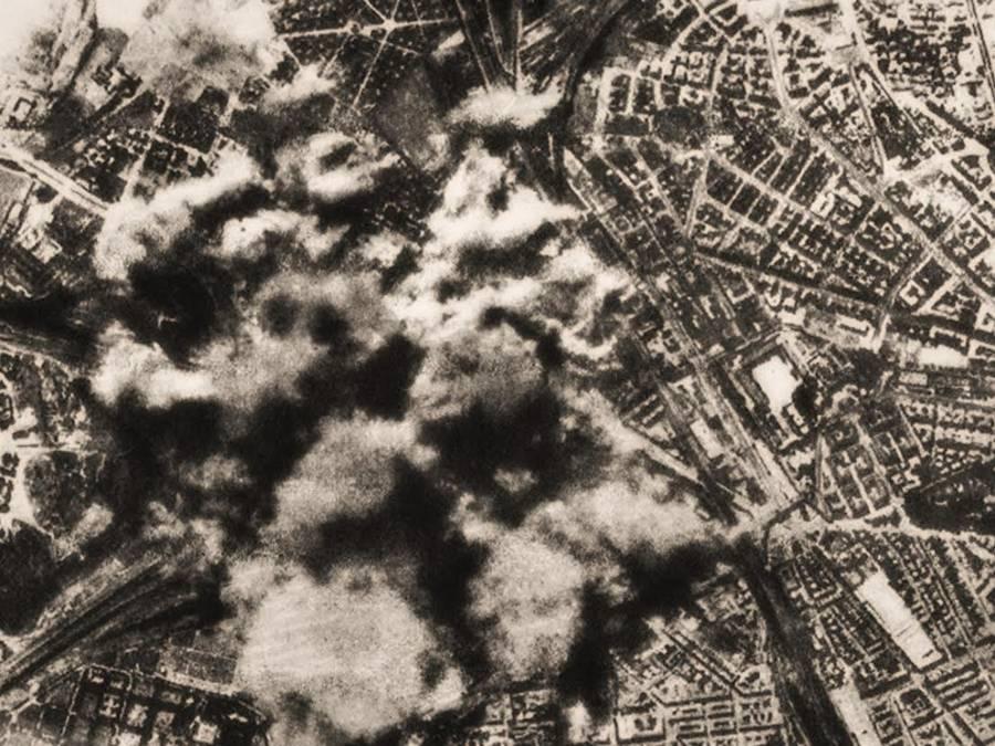 RomaBombardamento1943