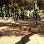 villa gordiani area giochi