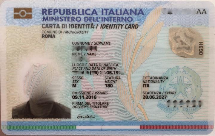 La carta d identit elettronica da novembre in tutti i for Unico 2017 scadenza