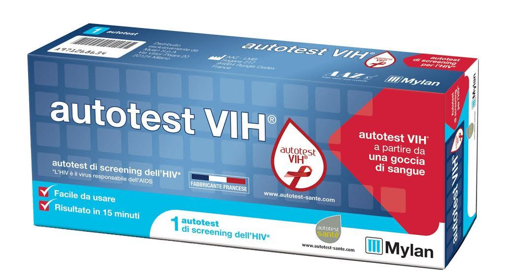 In farmacia il primo autotest per l hiv - Test hiv periodo finestra 2016 ...