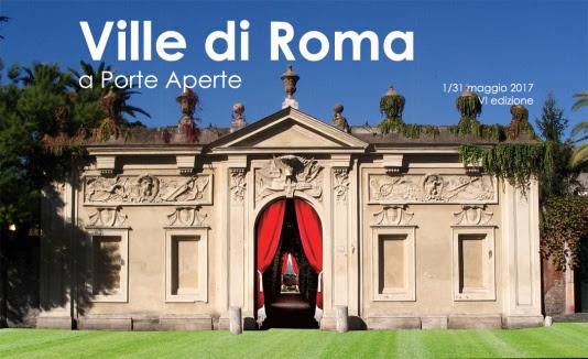 Ville Di Roma Aperte