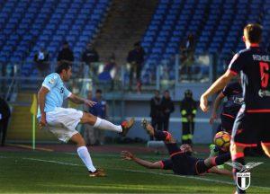 Lazio-Crotone 4-0