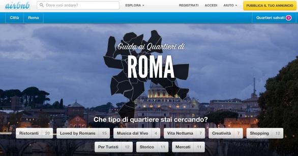 Roma: arriva la tassa di soggiorno via web
