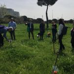Forestazione urbana: manifestazione Parco Bonafede