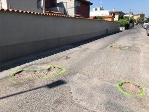 """Buca... sì... "" via Banduri"