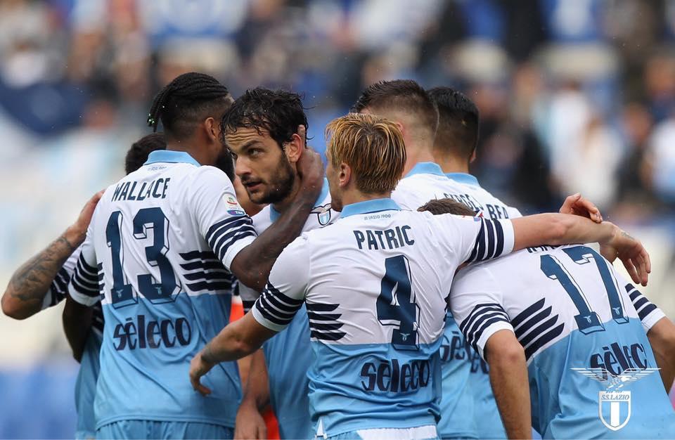 Lazio-Spal 4-1