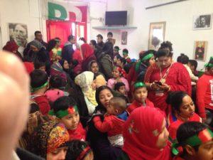 Festa cultura Bangladesh