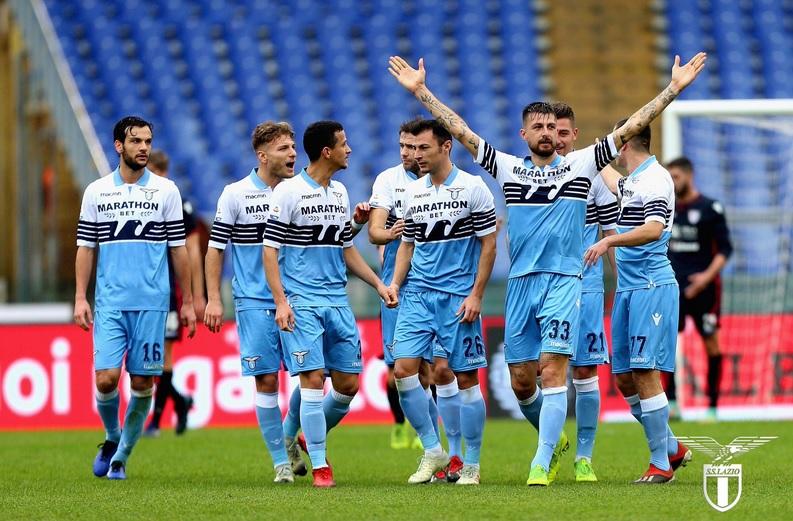 Lazio-Cagliari 3-1