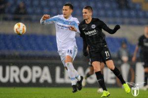 Lazio-Eintracht 1-2
